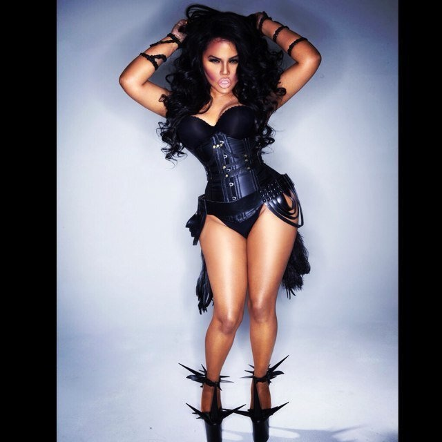 Lil' Kim-Celebs Who Had Abortion