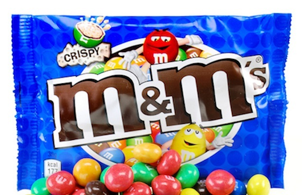 Crispy M&Ms;-Foods And Beverages Which Only 90s Kids Will Remember