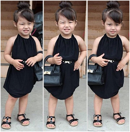 I'm Ready to Hit the Town-12 Most Photogenic Kids