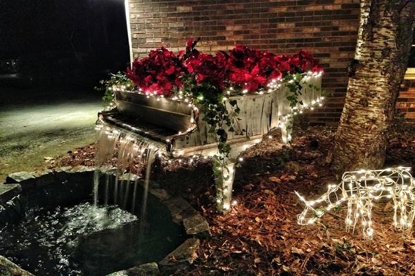 Piano Fountain, Atlanta-Craziest Fountains Around The World