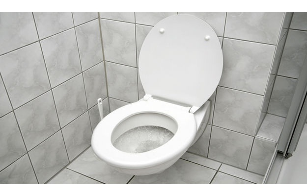 Using A Toilet-Things We Do Completely Wrong Everyday