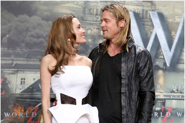 Brad Pitt and Angelina Jolie's Breath-Bizarre Celebrity Items Put Up For Auction