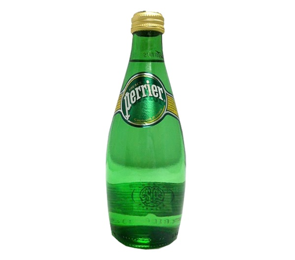 Perrier Mineral Water-Best Bottled Water To Drink