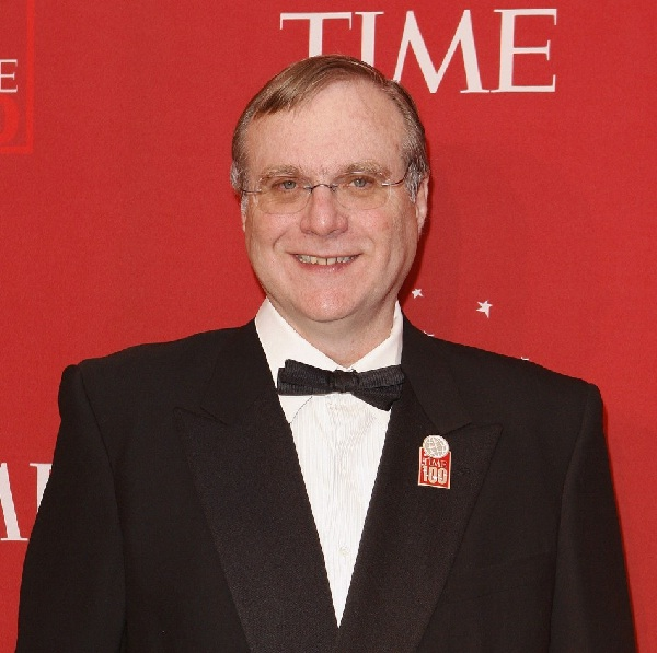 Paul Allen-Billionaires Who Dropped Out Of College