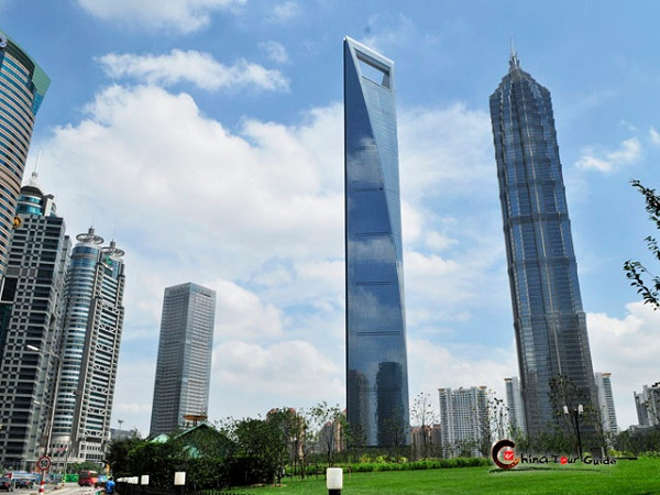 Shanghai World Financial Centre-Tallest Buildings In The World
