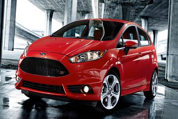 Ford Fiesta ST-Best Cars To Buy In 2014