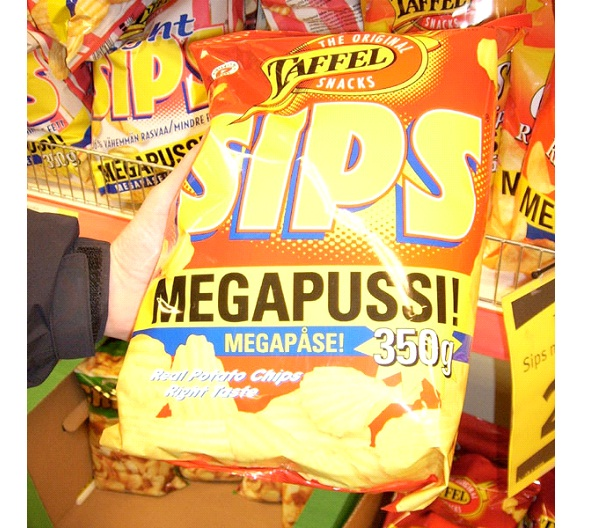 Megapussi Chips-Most Inappropriate Product Names