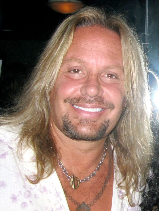 Vince Neil-12 Celebrities Who Have Committed Murder