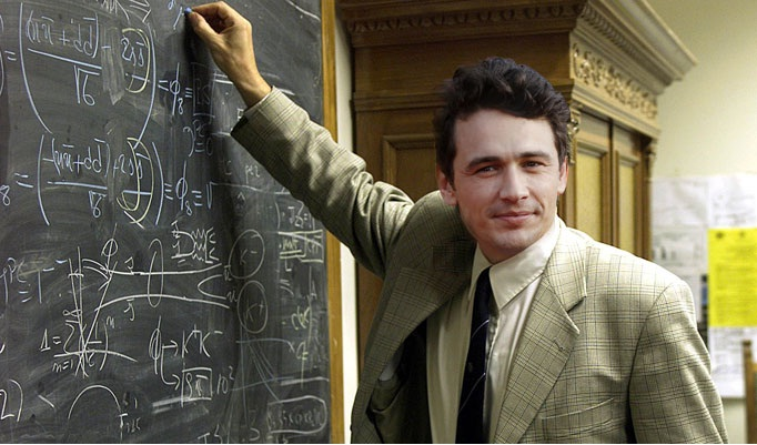 Teacher-The Jobs James Franco Has Done Or Could Do