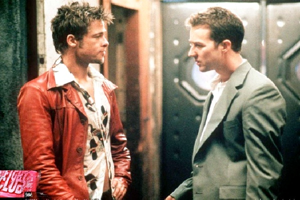 Fight Club-Most Illogical Movie Endings
