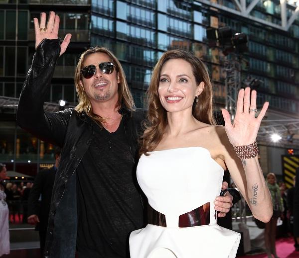Brad Pitt-Celebs Who Were Caught Cheating