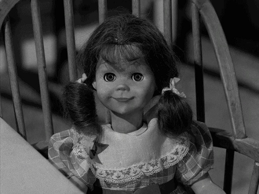 Talking Tina - Twilight Zone: The LIving Doll-Most Scary Demon Toys In Movies