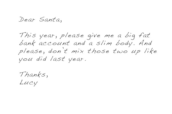 Present Mix Up-12 Hilarious Letters Ever Written To Santa Claus