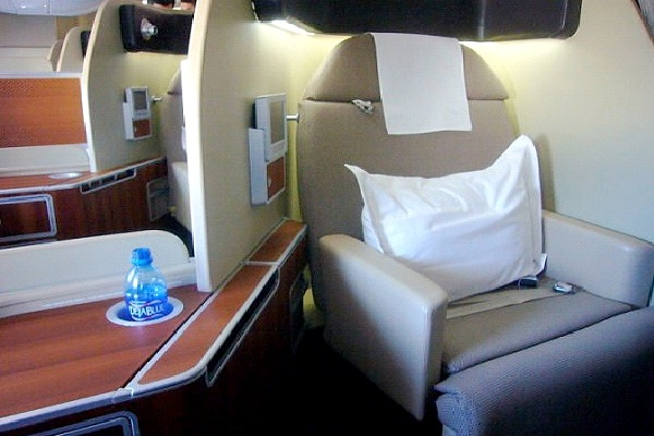 Qantas Airlines-Most Luxurious Airlines