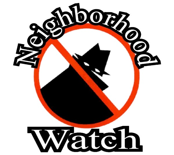Join Neighborhood Watch Group-Top Ways To Make Your House Theft Proof