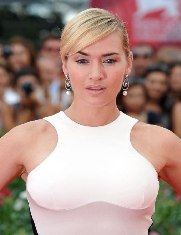 Kate Winslet-Celebrities Who Are Real Life Heroes