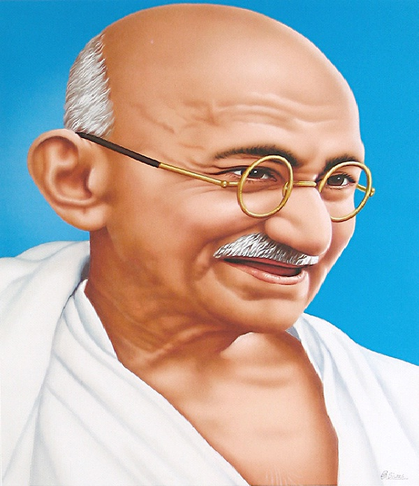 Gandhi-Greatest Leaders In History