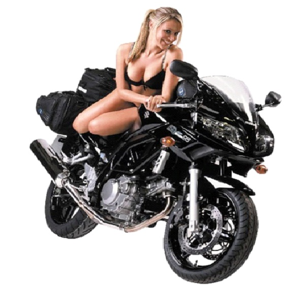 Driving A Motorcycle-Top Turn Ons For Men
