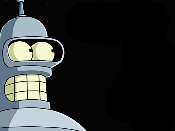 Bender-Secret Facts About Futurama You Didn't Know