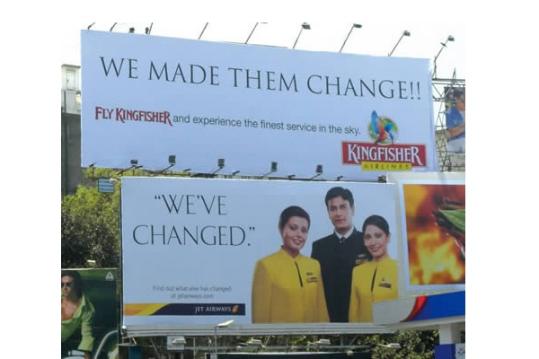 Congratulations-Unexpectedly Hijacked Billboards