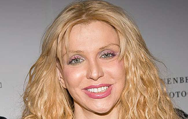 Courtney Love-Rock Stars Who Were Drug Addicts