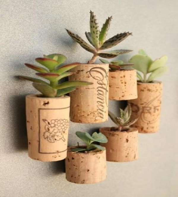 Plants-Creative Bottle Stoppers