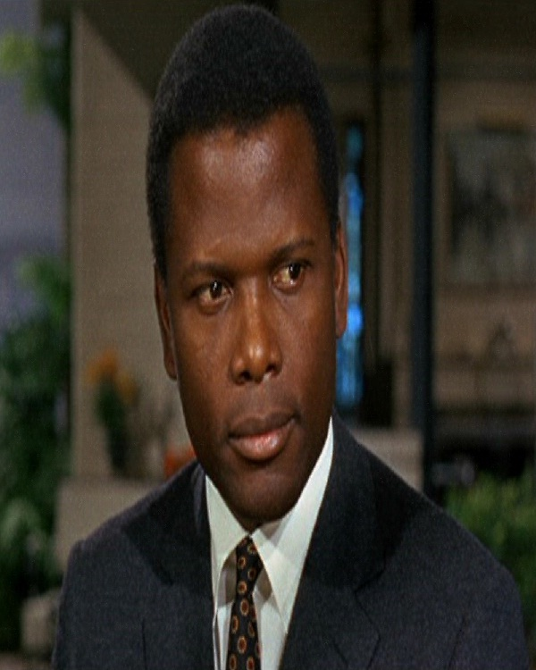Sidney Poitier-All Time Favorite Actors