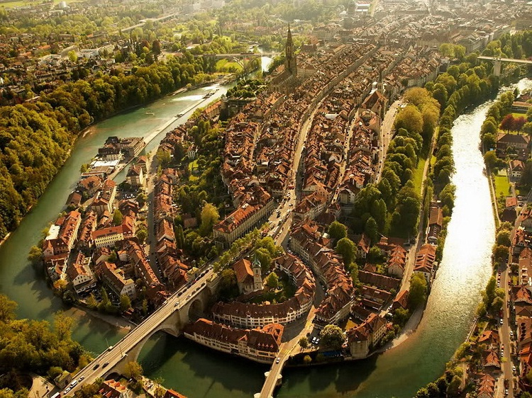 Bern-How Our World Appears To A Bird
