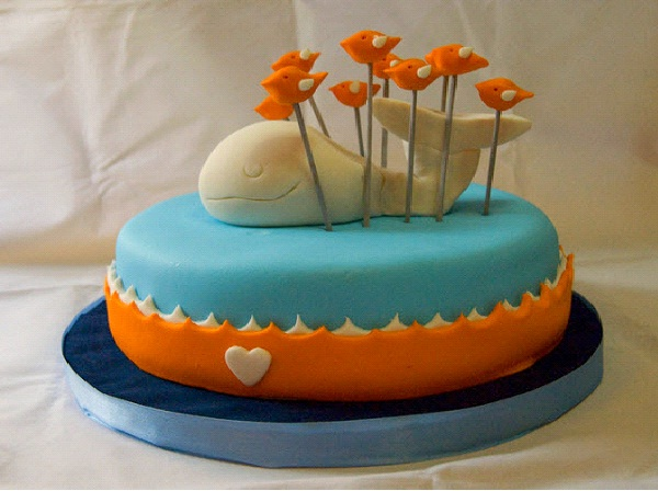 Sealife-Most Geeky Cakes