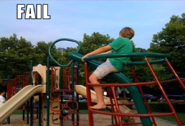 Ride The Snake-Most Inappropriate Playgrounds