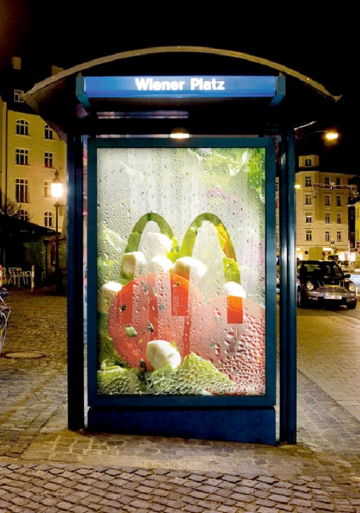 Really Fresh-Most Creative McDonald's Ads