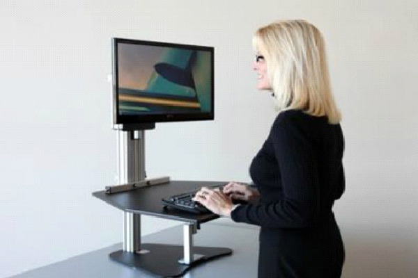 Stand At Your Desk-Tips To Improve Your Body Posture