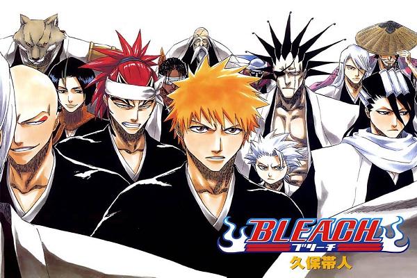 Bleach-Popular Anime Series