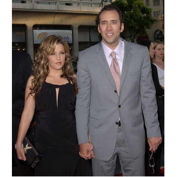 Nicholas Cage-12 Shortest Celebrity Marriages Ever