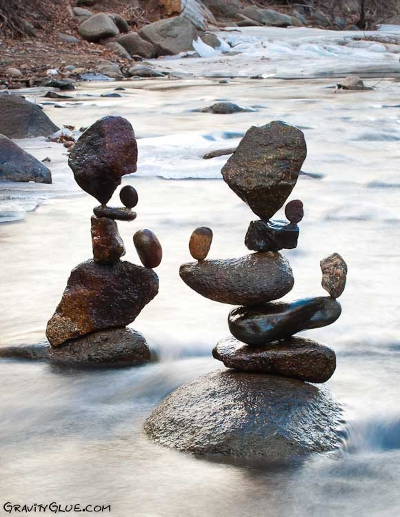A work of art-Amazing Balanced Stones In The World