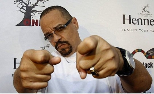 Ice T-Musicians With Very Short Temper