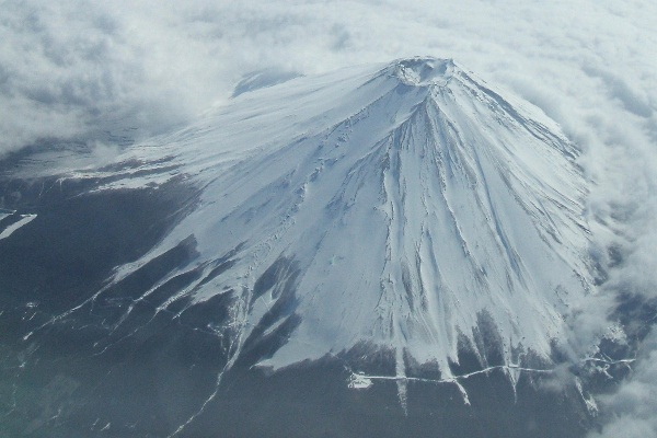 Mount Fuji-Deadliest Mountains Around The World
