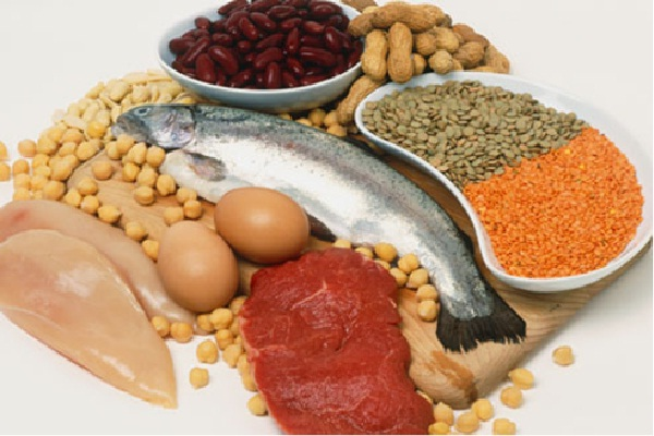 Lean Proteins-How To Get A Flat Stomach