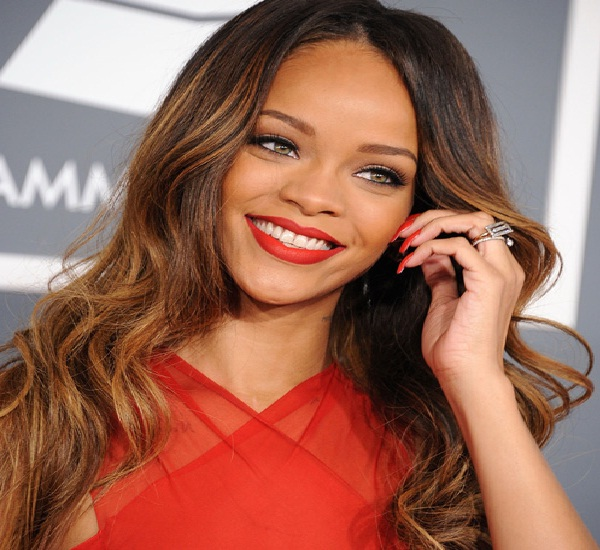 Rihanna-Celebrities With Highest Fan Following