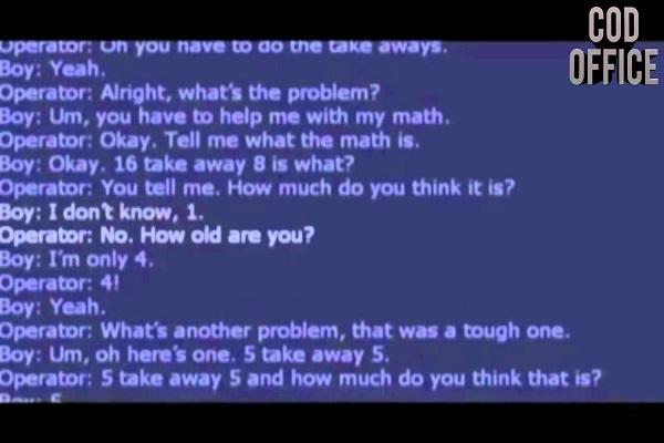 Homework Hour-Craziest 911 Calls