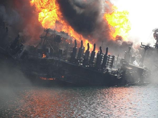 Deepwater Horizon-Worst Engineering Disasters