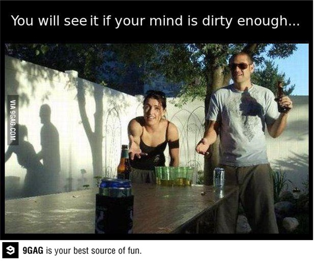 Hidden Lust-15 Pictures That Tell If You Have A Dirty Mind