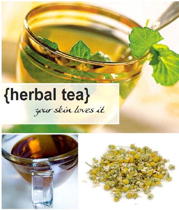 Switch To Herbal Tea At Times You Would Smoke-How To Quit Smoking