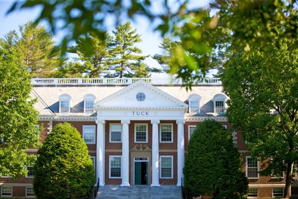 Dartmouth Tuck-Americas Best Business Schools 2013