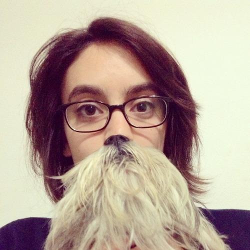 Classic Style Dog Beard Meme