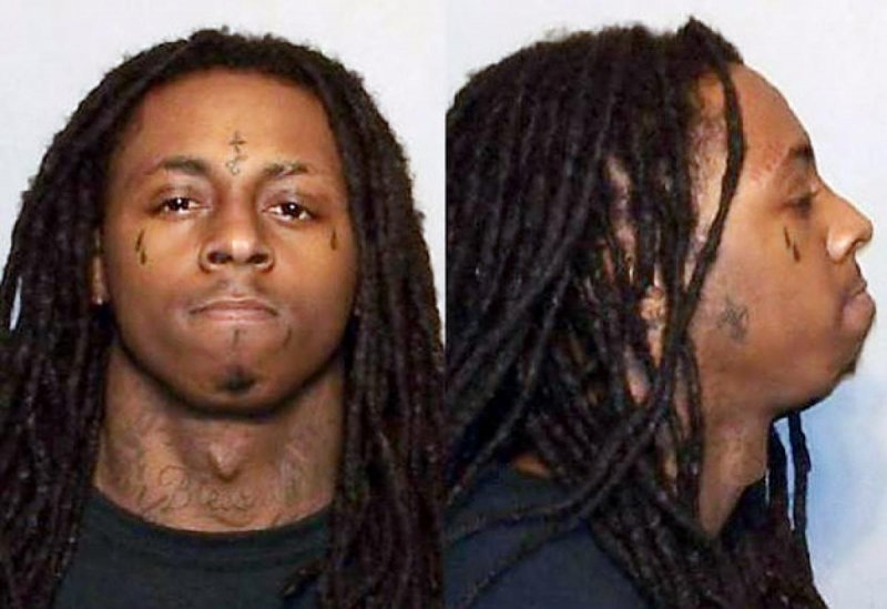 Lil Wayne-15 Celebrities Who Spent Time In Prison