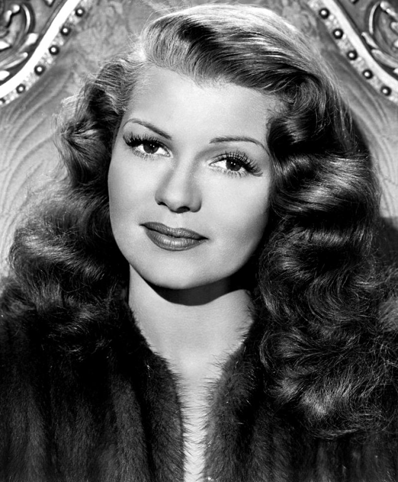 Rita Hayworth-12 Celebrities You Didn't Know Are Rape Victims