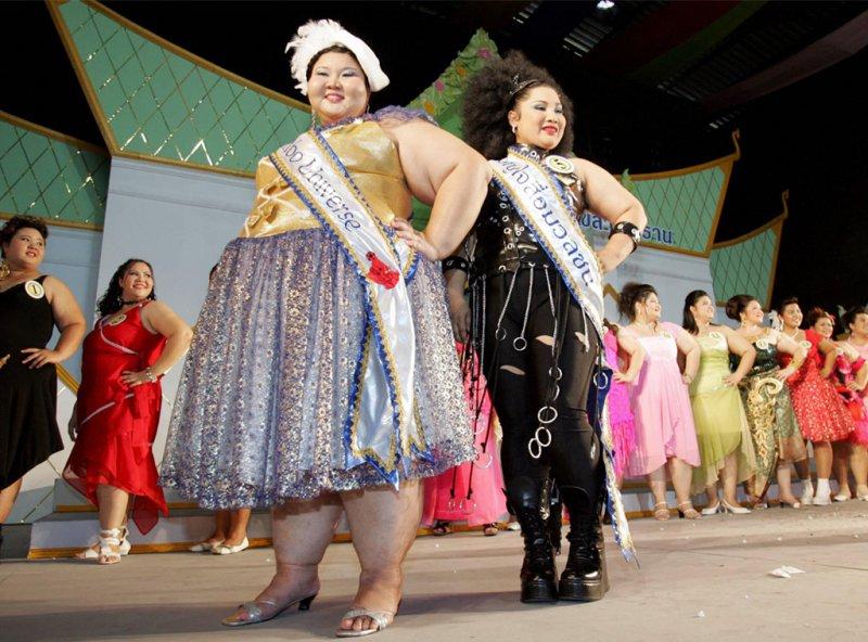 Miss Jumbo Queen-12 Bizarre Beauty Contests Around The World