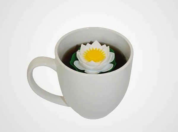 A Lotus Tea Infuser-15 Tea Infusers Those Are Amazingly Adorable