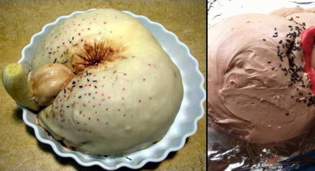 15 Most Disgusting Yet Hilarious Cake Fails Ever